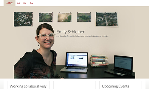 Emily Schleiner's Website